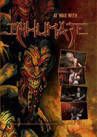Inhumate - At war with...Inhumate