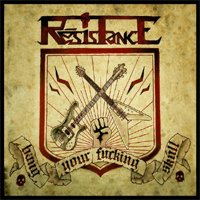 Resistance - Bang your fucking skull
