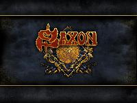 Saxon - Wallpaper